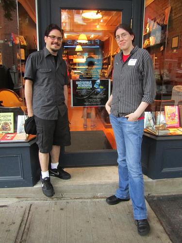 Bergen Street Comics with Gina Gagliano