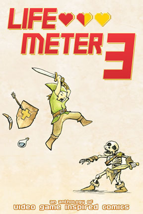 Life Meter 3 cover