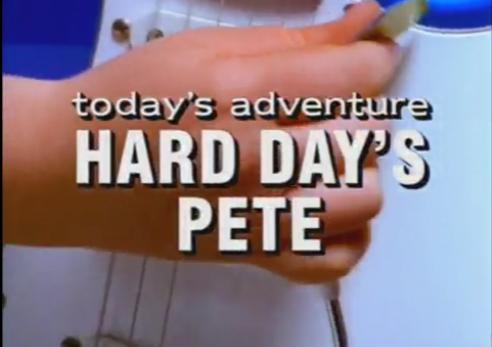 Pete & Pete intro