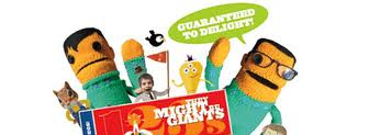 TMBG puppets