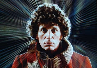 Tom Baker classic Doctor Who