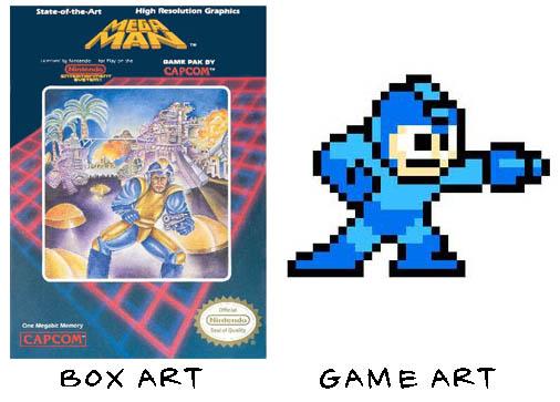 Megaman compare